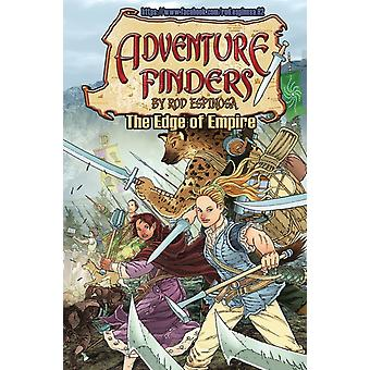 Adventure Finders The Edge of Empire by Rod Espinosa & Edited by Nicole D Andria