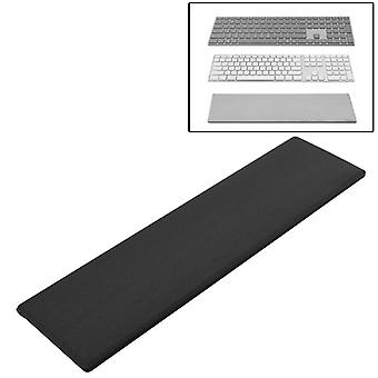 Universal Dust-proof Wired Keyboard Cover Case for Apple / Microsoft (Dark Gray)