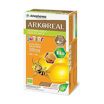 Arkoreal Royal Jelly Fresh Junior 20 ampoules (Strawberry)