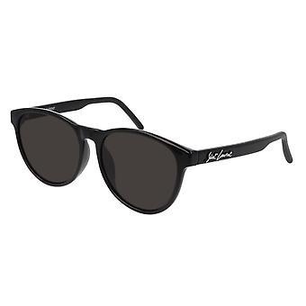 Saint Laurent Sl 335/f 002 56 Classic Havana & Grå solbriller