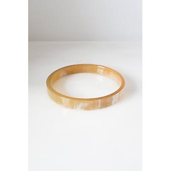Buffalo Horn minimalistinen rannerengas rannerengas