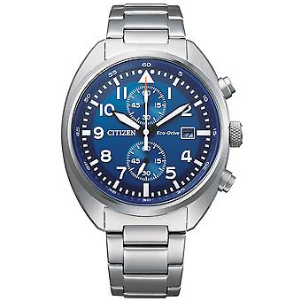 Mens Watch Citizen CA7040-85L, Quartzo, 40mm, 10ATM