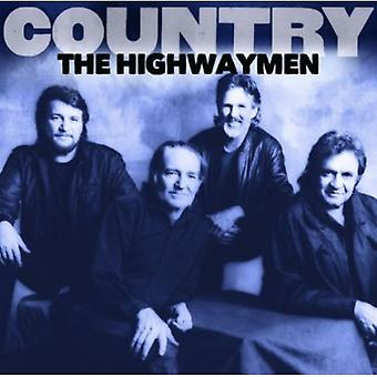 Highwaymen - Country: The Highwaymen [CD] USA import
