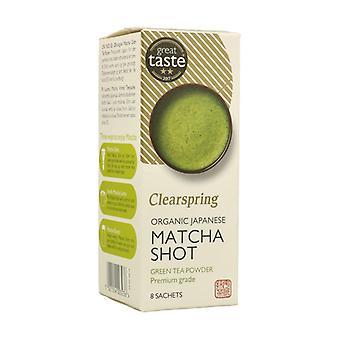 Matcha Shot Tea (Green Tea) 8 units