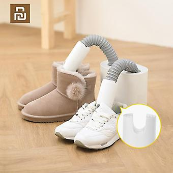 Elektriske sko tørketrommel ozon sterilisator deodorizer intelligent multi-funksjon