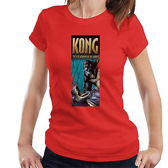 King Kong Den 8: e Wonder of the World Women&apos, s T-Shirt