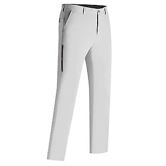 Herfst Summer Men Golf Pants Solid Color Fashion Casual Wear Sneldrogen
