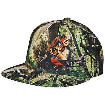 Star Wars Episode 6 Endor Battle Scene New Era 59Fifty Fitted Hat