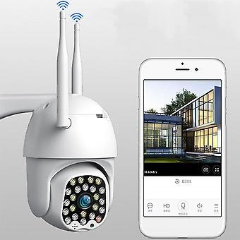 Bakeey 23 LED 1080P 5MP Älykäs Kupoli NopeusKamera Kaksiosainen Ääni TäysväriNen Yönäkö IP66 Vesiproo