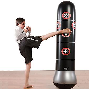 Inflatable Stress Punching Tower Bag Boxing Pillar