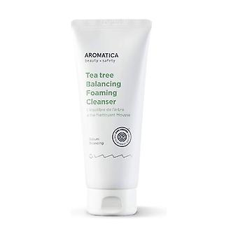 Cleansing and balancing tea tree foam 180 g