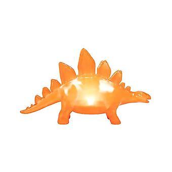 Stegosaurus Jelly Orange Mood Light