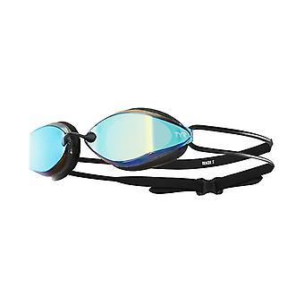 TYR Tracer X carreras nadar gafas - lente espejeada