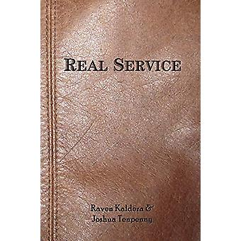 Real Service by Joshua Tenpenny - 9780982879436 Book