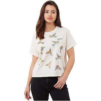 Levi'S Wmns Graphic Varsity 699730166 en cours d'exécution toute l'année femmes t-shirt