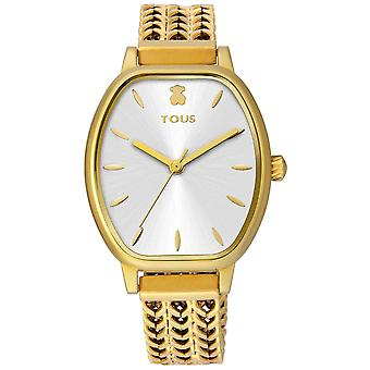 Tous watches osier watch for Women Analog Quartz with stainless steel bracelet 100350410
