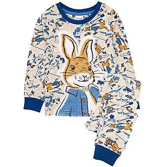 Peter Rabbit Pyjamas Baby Kids | T-Shirt doux & Pantalon Pjs Set | Marchandises de vêtements