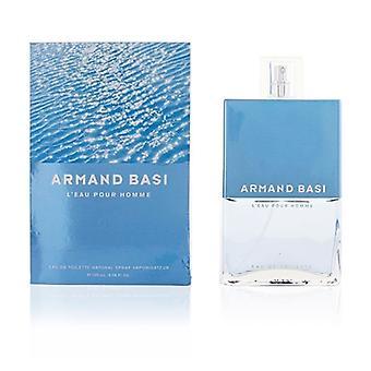 Armand Basi L'Eau pour Homme .- Eau de Toilette Spray 125ml