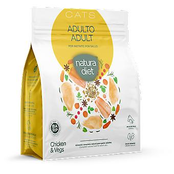 Natura Diet Dry Food for Adult Cats Chicken (Cats , Cat Food , Dry Food)