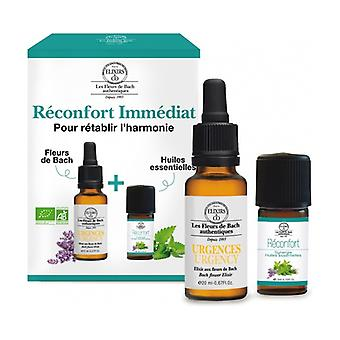 Instant Comfort Duets - Elixir 20ml + Essential Oils 5ml 2 units