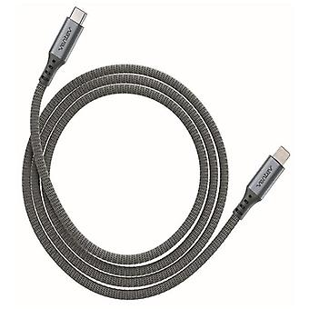 Ventev Alloy Usb C To Ltg Cable