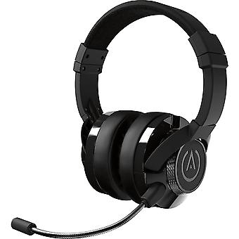 Wokex Fusion, Kabelgebundenes Gaming-Headset - Abnehmbares Mikrofon - Kompatibel mit PlayStation 4,