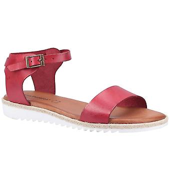 Hush Puppies Gina Womens Low Wedge Sandals