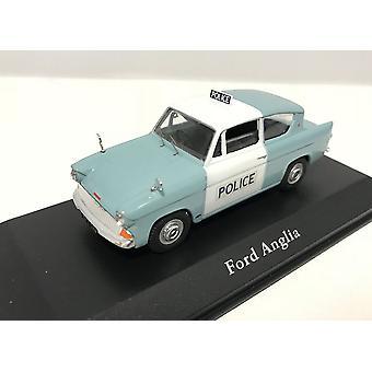 Ford Anglia modelo fundido a troquel coches