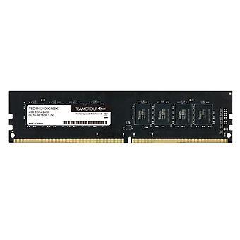 Team Elite 4GB Bez radiatora (1 x 4GB) Pamięci systemowej DDR4 2400MHz DIMM