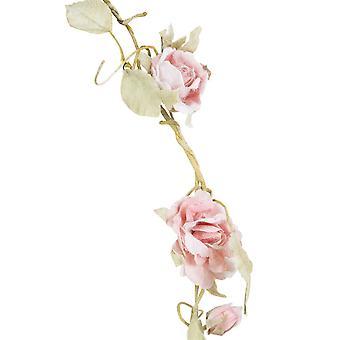 Sass &belle lys rosa rosekrans