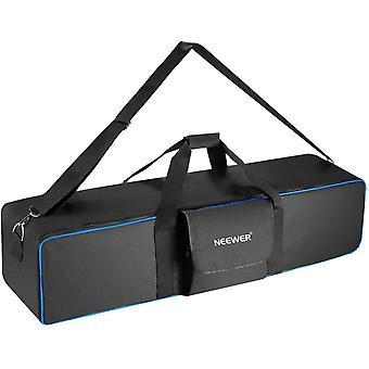 Wokex Große Fotostudio Beleuchtung Ausrüstung Tragetasche 105x25x25 Zentimeter mit Schultergurt