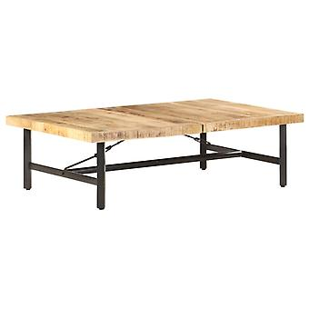 vidaXL sohvapöytä 142x90x42 cm massiivipuumango