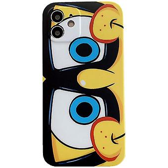 Iphone 12 Pro Yellowsilicone Shell Cover