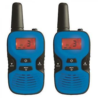 Akumulatorowe cyfrowe walkie-talkie