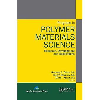 Progreso en el desarrollo de investigación y aplicaciones de la ciencia de materiales poliméricos