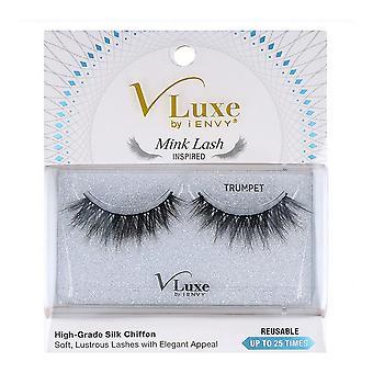 False Eyelashes V Luxe Chiffon Silk I-Envy Vles03 Inspired Trumpet