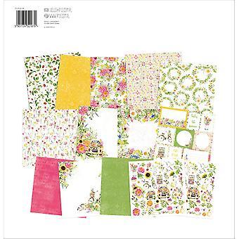 Piatek13 12x12 Paper Pad - Verano