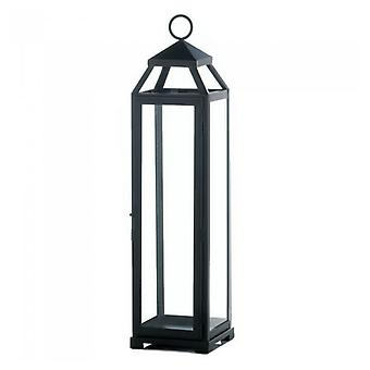 Gallery of Light Sleek and Lean Candle Lantern - 21 inches, Pack of 1