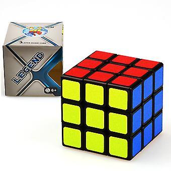 El cubo de Rubik gira rápidamente 3er orden 3er orden El cubo de Rubik Juguete educativo de descompresión para niños