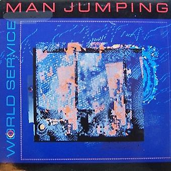 Man Jumping - World Service [Vinyl] USA import