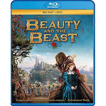 Belleza y la importación de los E.e.u.u. de la bestia [Blu-ray]