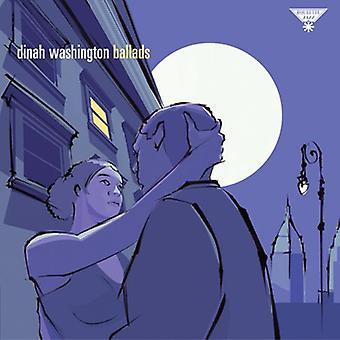 Dinah Washington - importer des ballades [CD] é.-u.