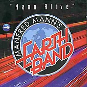 Manfred Mann's Earth Band - Mann Alive [CD] USA import