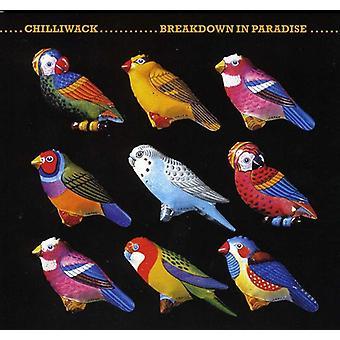 Chilliwack - Breakdown in Paradise [CD] USA import