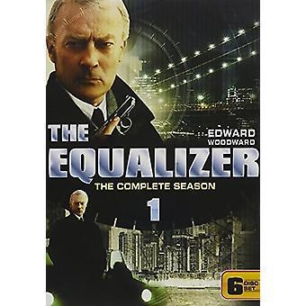 Equalizer: Season One [DVD] USA import
