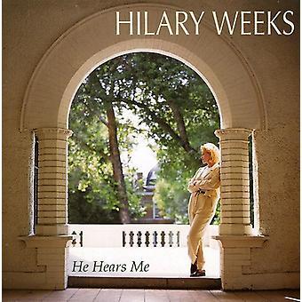 Hilary Weeks - He Hears Me [CD] USA import
