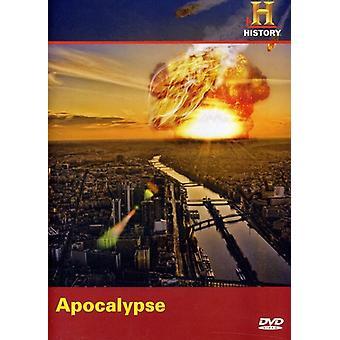 USA 輸入の黙示録 [DVD]