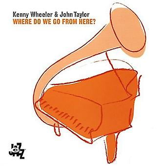 Wheeler/Taylor - Where Do We Go From Here? [CD] USA import