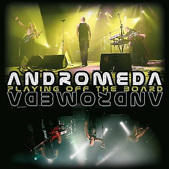 Andromeda - Playing Off the Board [CD] USA import