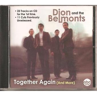 Dion & the Belmonts - Together Again & More [CD] USA import